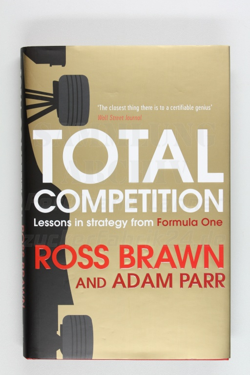 Ross Brawn, Adam Parr
